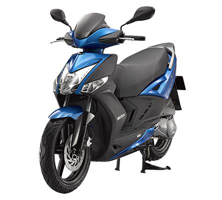 Kymco agility +16 125cc - Vacation Car  ::  Rent Car, Moto